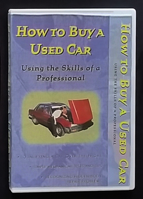 Buying A Used Car Video Image